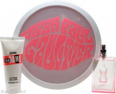 Jean Paul Gaultier Madame Confezione Regalo 50ml EDT + 100ml Lozione per il Corpo