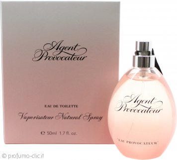 Agent Provocateur Eau Provocateur Eau de Toilette 50ml Spray
