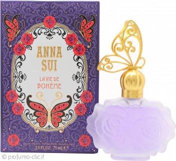 Anna Sui La Vie de Boheme Eau de Toilette 75ml Spray