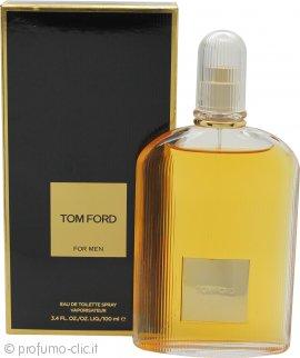 Tom Ford For Men Eau de Toilette 100ml Spray