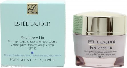 Estee Lauder Resilience Lift Firming Sculpting Crema Viso & Collo 50ml - Pelle Normale/Mista