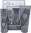 David Beckham David Beckham Homme Confezione Regalo 200ml Gel Doccia + 150ml Deodorante Spray