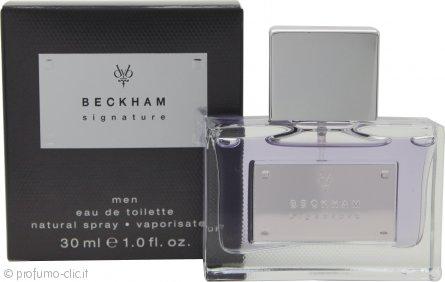 David & Victoria Beckham Signature Men Eau de Toilette 30ml Spray