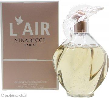 Nina Ricci L'air Gel Doccia 200ml