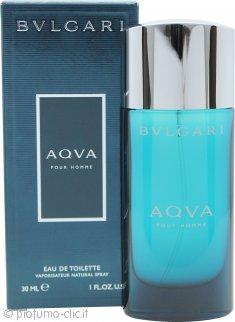 Bvlgari Aqva Pour Homme Eau De Toilette 30ml Spray