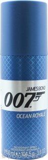 James Bond 007 Ocean Royale Deodorante Spray 150ml