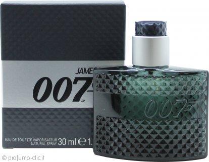 James Bond 007 Eau de Toilette 30ml Spray
