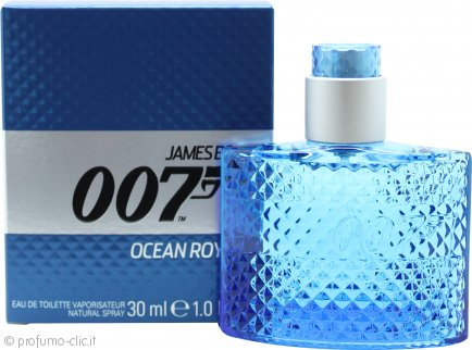 James Bond 007 Ocean Royale Eau de Toilette 30ml Spray