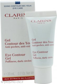 Clarins Skincare Eye Contour Gel 20ml Tutti i Tipi di Pelle