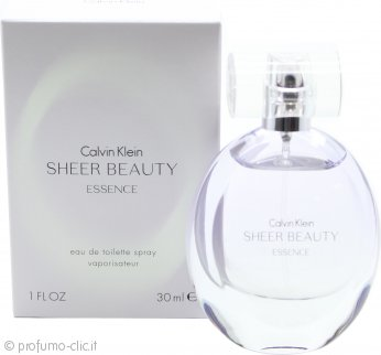 Calvin Klein Sheer Beauty Essence Eau De Toilette 30ml Spray