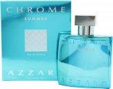 Azzaro Chrome Summer Eau de Toilette 50ml Spray