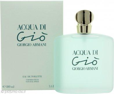 Giorgio Armani Acqua Di Gio Eau De Toilette 100ml Spray
