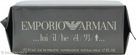 Giorgio Armani Emporio He Eau de Toilette 50ml Spray