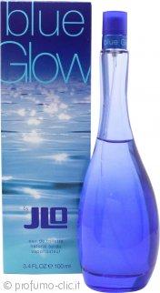 Jennifer Lopez Blue Glow Eau de Toilette 100ml Spray