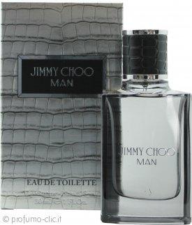 Jimmy Choo Man Eau De Toilette 30ml Spray