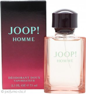 Joop! Joop Homme Deodorante Spray 75ml