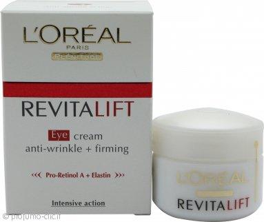 L'Oreal Revitalift Anti-Wrinkle Extra-Firming Crema Contorno Occhi 15ml