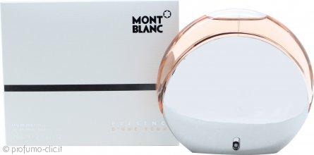 Mont Blanc Presence d'une Femme Eau de Toilette 75ml Spray
