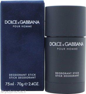 Dolce & Gabbana Pour Homme Deodorante Stick 75ml