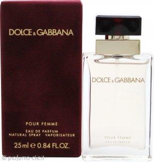 Dolce & Gabbana Pour Femme Eau de Parfum 25ml Spray