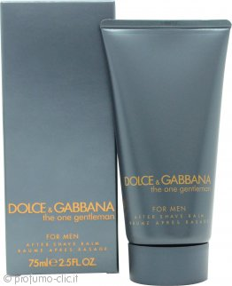 Dolce & Gabbana The One Gentleman Balsamo Dopobarba 75ml