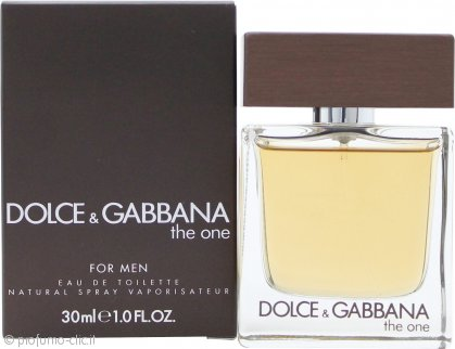 Dolce & Gabbana The One Eau de Toilette 30ml Spray