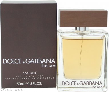 Dolce & Gabbana The One Eau de Toilette 50ml Spray