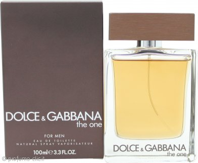 Dolce & Gabbana The One Eau de Toilette 100ml Spray