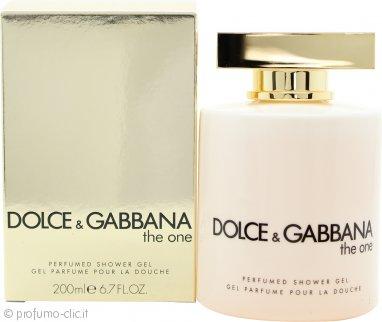 Dolce & Gabbana The One Gel Doccia 200ml