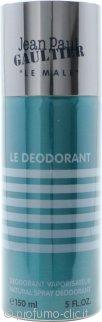 Jean Paul Gaultier Le Male Deodorante Spray 150ml