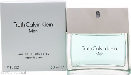 Calvin Klein Truth Eau De Toilette 50ml Spray