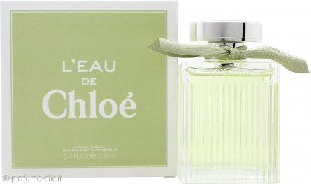 Chloe L'Eau de Chloe Eau de Toilette 100ml Spray