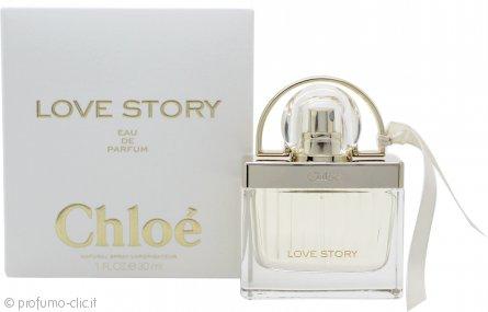 Chloe Love Story Eau de Parfum 30ml Spray