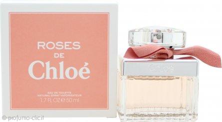 Chloé Roses De Chloe Eau de Toilette 50ml Spray
