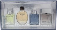 Calvin Klein Miniature Confezione Regalo 15ml Eternity EDT + 15ml Obsession EDT + 15ml CK One EDT + 15ml Escape EDT