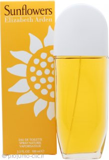 Elizabeth Arden Sunflowers Eau de Toilette 100ml Spray