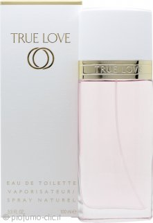 Elizabeth Arden True Love Eau de Toilette 100ml Spray