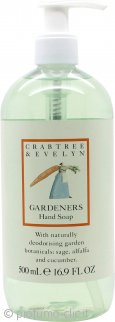 Crabtree & Evelyn Gardeners Sapone Mani 500ml