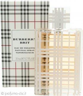 Burberry Brit Woman Eau de Toilette 30ml Spray