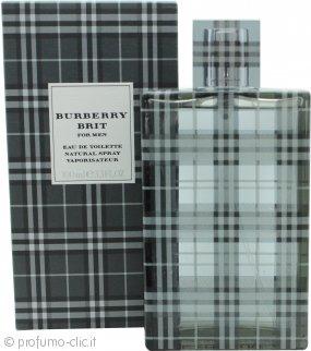 Burberry Brit Eau de Toilette 100ml Spray