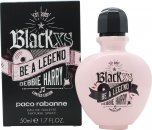 Paco Rabanne Black XS Be A Legend Debbie Harry Eau de Toilette 50ml Spray