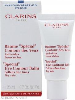 Clarins Skincare Balsamo Contorno Occhi 20ml Pelle Secca