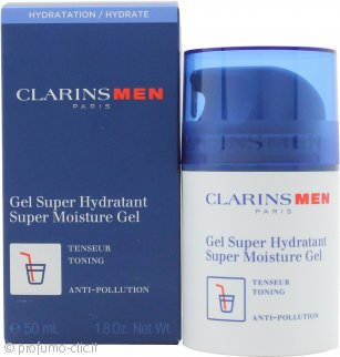 Clarins Men Gel Super Idratante 50ml