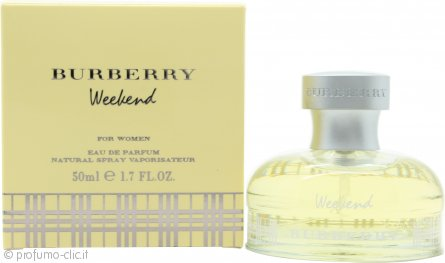 Burberry Weekend Eau de Parfum 50ml Spray