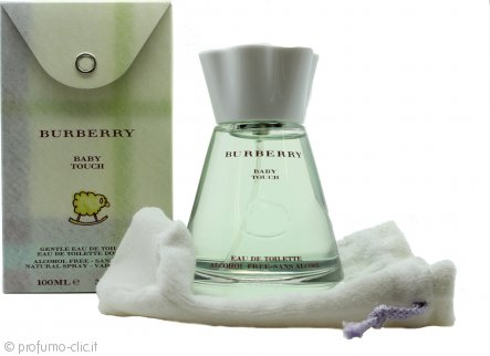 Burberry Baby Touch Alcohol-Free Eau de Toilette 100ml Spray