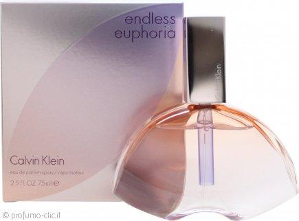 Calvin Klein Endless Euphoria Eau de Parfum 75ml Spray