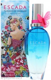 Escada Turquoise Summer Eau de Toilette 50ml Spray