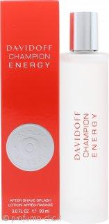Davidoff Champion Energy Dopobarba 90ml Splash