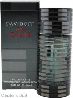Davidoff The Game Eau de Toilette 60ml Spray
