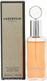 Karl Lagerfeld Lagerfeld Classic Eau de Toilette 30ml Spray